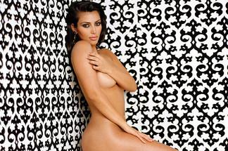 Kim Kardashian playboy