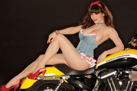 Claire Sinclair playboy