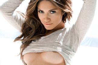 Jessica Burciaga playboy