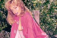 Yvette Vickers playboy