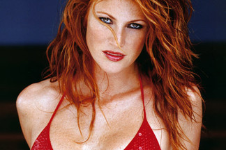 Angie Everhart playboy