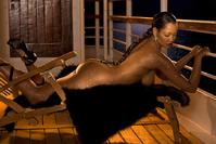 Garcelle Beauvais-Nilon playboy