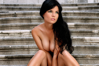 Leona Rajacic playboy