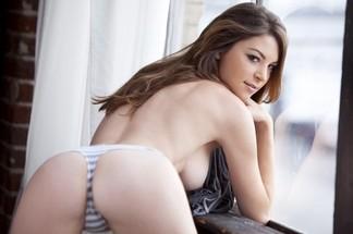 Amber Sym playboy