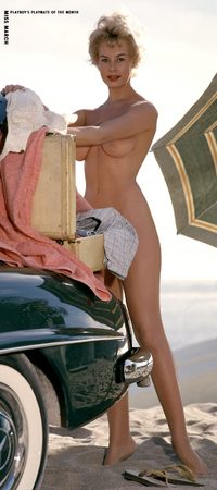 Audrey Daston playboy