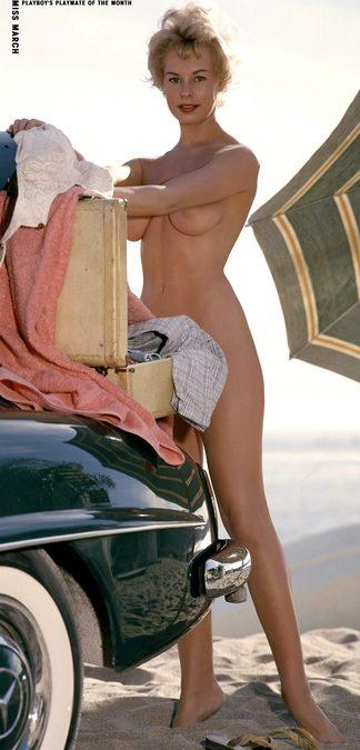 Audrey Daston playboy