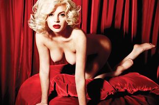 Lindsay Lohan playboy