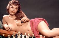 Gloria Walker playboy