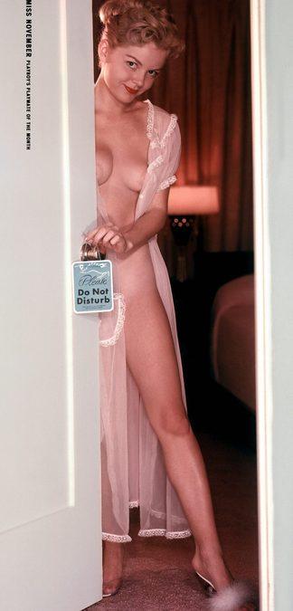 Marlene Callahan playboy