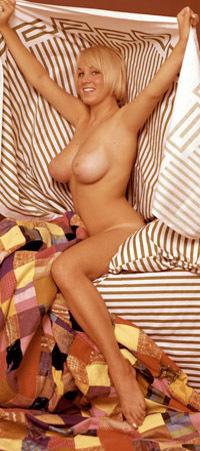 Linda Moon playboy