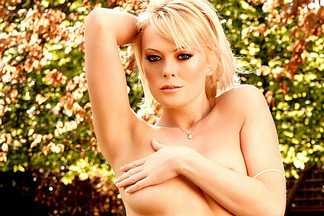 Jodie Nicholl playboy