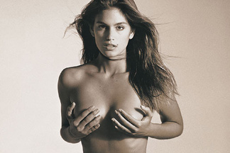 Cindy Crawford playboy