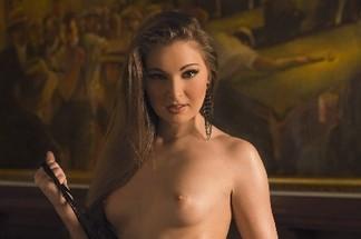 Amber Paxton playboy