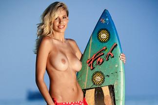 Ava Hart playboy