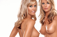 Bridget and Katrina Everett playboy