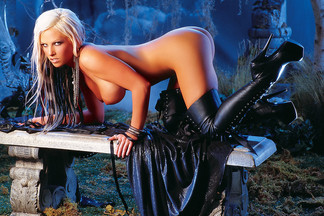 Christine Dolce playboy