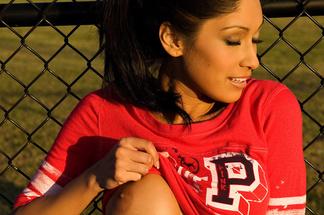 Ashley Nicole Arthur playboy