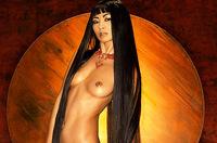 Bai Ling playboy