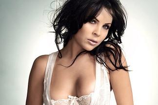 Christa Campbell playboy