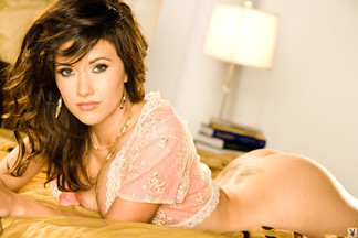 Carlie Christine playboy
