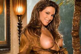 Michelle Manhart playboy