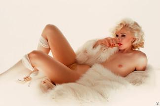 Linda Kerridge playboy