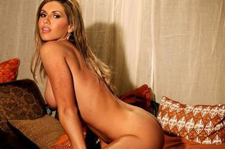 Amber Michelle playboy
