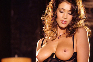 Alicia Burley playboy