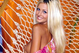 Amber Marie playboy