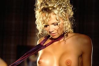 Tavania Kaye playboy