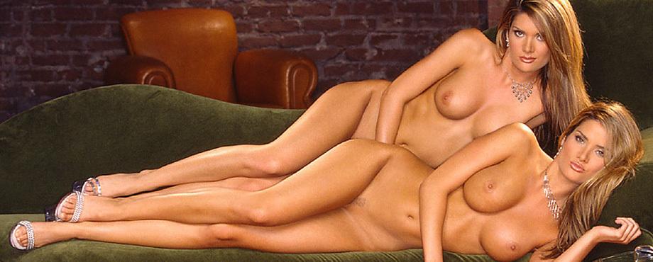 Sarah and Rachel Campbell
