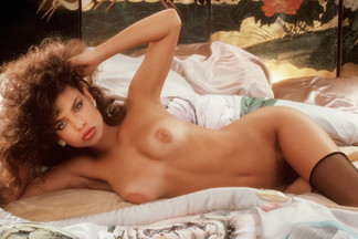 Rebekka Armstrong playboy