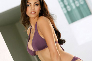 Nadia Moore playboy