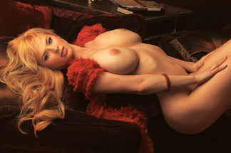 Tiffany Toth playboy