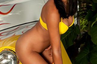 Britnee Nikora playboy