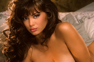 Alicia Rickter playboy