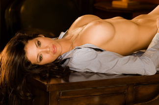 Kelley Thompson playboy