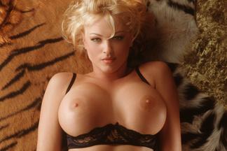 Kristi Cline playboy