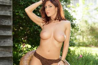 Angelina Leigh playboy