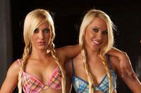 Erica and Rachelle Drummond playboy