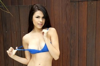 Lissette Marie playboy