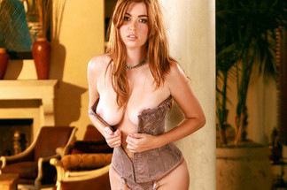 Jessica Robinson playboy