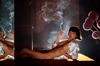 Laura Gemser playboy