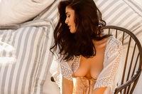 Charlotte Lewis playboy