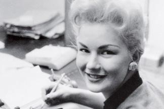 Janet Pilgrim playboy