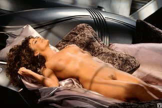 Claudia Christian playboy