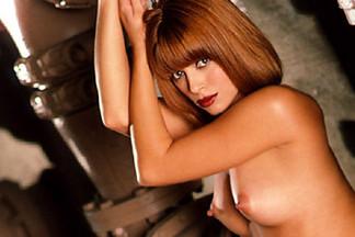 Sherry Lynne White playboy
