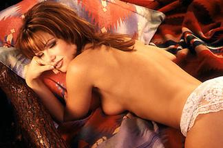 Nadine Chanz playboy