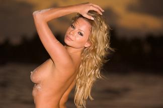 Kimberly Holland playboy