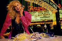 Leslie Sferrazza playboy